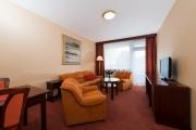 Living room, Suite Esplanade